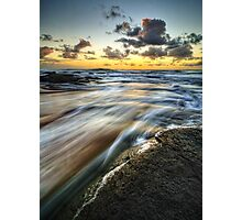 Dawn Rush Photographic Print