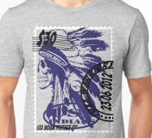 usa warriors indian by rogers bros T-Shirt