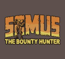 Samus the Bounty Hunter by ninjaink