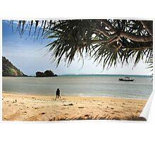 Kuta (lombok) Beach 2 Poster