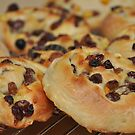 My take on Pain aux raisins by Kyoko Beaumont