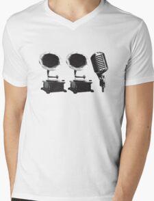 Where It's At Mens V-Neck T-Shirt
