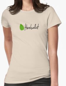 Herbalist Womens Fitted T-Shirt