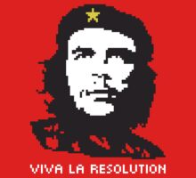 Viva La Resolution! by roomiccube