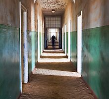 Ghostly Corridor by Jill Fisher