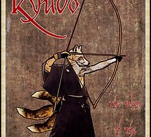 Kyudo Kitsune- The Way Of The Archer by torg