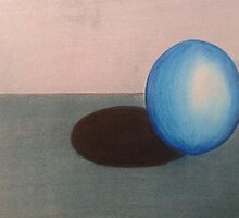 Blue Ball by Andrew Howard