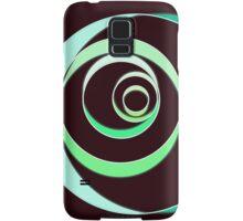 Ribbon Spiral Samsung Galaxy Case/Skin