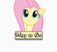 Fluttershy - Way To Go Unisex T-Shirt