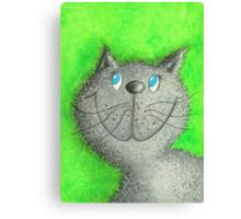 Cat Lina Canvas Print