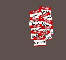 Hello... Unisex T-Shirt