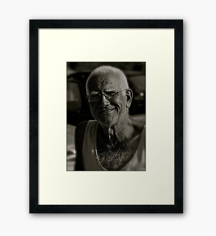 God  bless you ! O ti ephithimite  Georgos ! My good friend from Matala  ,Crete . i ♥ Greece ! by Doktor Faustus. featured in Male Appreciation & 50 + GROUP. Favorites: 1 Views: 239 Framed Print