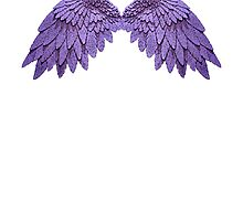purple wings by DJ2012