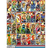 G.I. Joe in the 80s! Photographic Print