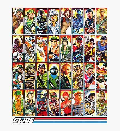 G.I. Joe in the 80s! Photographic Print
