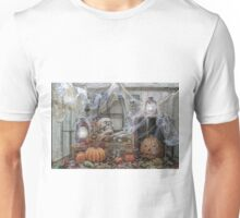 Halloween At The Lodge Unisex T-Shirt