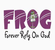 F.R.O.G.  One Piece - Short Sleeve