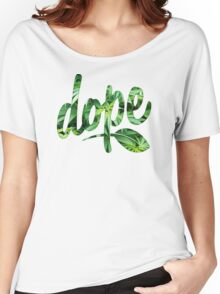 Dope Women's Relaxed Fit T-Shirt