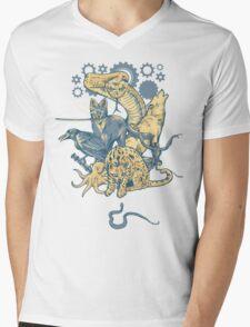 Shadow Moses  Mens V-Neck T-Shirt