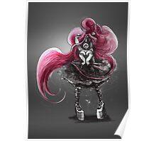 Rainbow Punk: Pinky Punk Poster