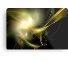 The Flight Across the Three Universes #5 - Alien Beings of Light / Outer Spaces Metal Print