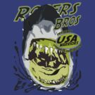 shark usa warriors by rogers bros by usa50states