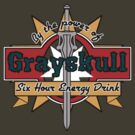 Grayskull Energy Drink by MightyRain