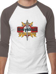 Grayskull Energy Drink Men's Baseball ¾ T-Shirt