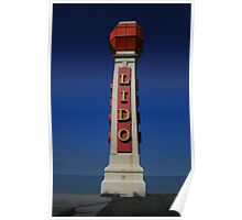 The Lido Poster