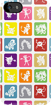 Pokemon Types by Royal Bros Art