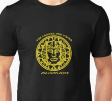 The Choices Are Yours (Gold) Unisex T-Shirt