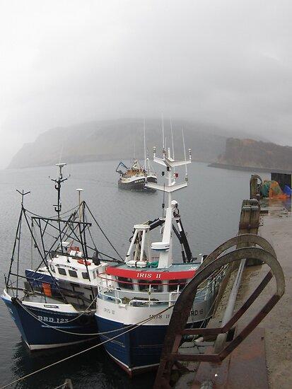 Fishing boats by jmnicolson