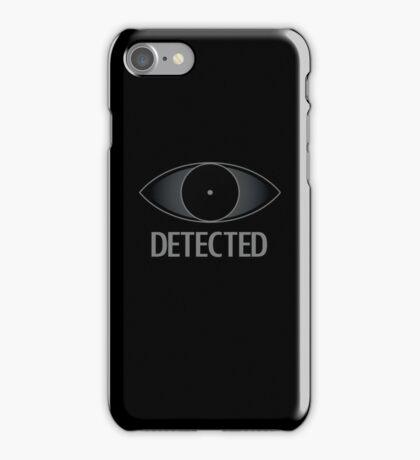 Detected iPhone Case/Skin