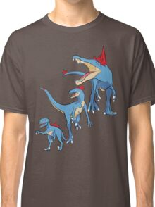 Pokesaurs - Totodilian Evolution Classic T-Shirt