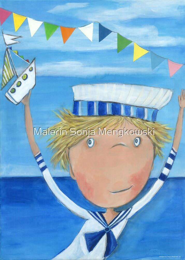 Sailor Fyn by Malerin Sonja Mengkowski