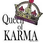 QUEEN OF KARMA by Karma Arts UK Ltd