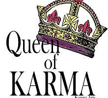QUEEN OF KARMA by Karma Arts UK Ltd