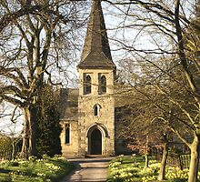 St Mary's Church, Sand Hutton by redown