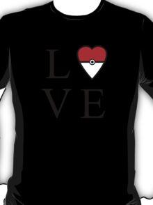 Pokémon - Love T-Shirt