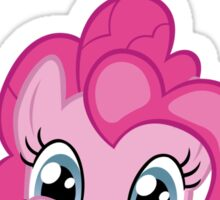 Pinkie Breaking the 4TH WALL!! Sticker