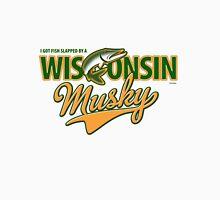 I got fish slapped by a Wisconsin Musky! Unisex T-Shirt