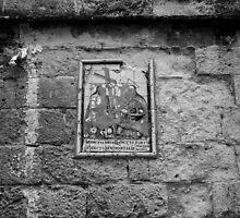 Worn Church Tablet by tkubiena