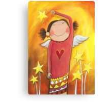 Sweet Angel Canvas Print