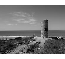 Signal Tower Photographic Print