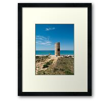 Signal Tower Framed Print