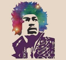 Jimi Hendrix by macaulay830