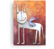 Angel Horse Canvas Print