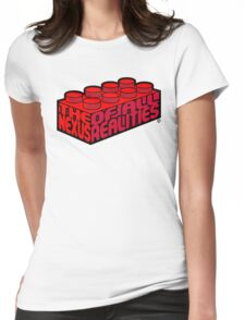 The Nexus of All Realities Womens Fitted T-Shirt