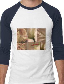 Symbolizing Feminine Sexuality Men's Baseball ¾ T-Shirt