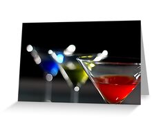 Primary Sophistication Greeting Card